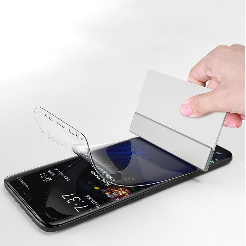 Handy-zubehör Bildschirm Hydrogel Film Für Samsung Galaxy A30 A50 Volle Schutz Film Für Samsung S8 S9 S10 Plus S10e M10 M20 Schutz Film Mit Den Modernsten GeräTen Und Techniken