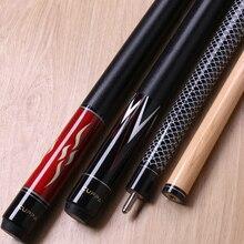 Cuppa HS Кий для бильярдного бассейна с Чехол 12,75 мм 11,75 мм набор для бильярдного кия прочный профессиональный набор бильярдного кия черный 8 комплект