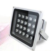 High Power 20W  LED Flood Light Outdoor Waterproof AC85-265V Home Decoration Lamp Warm White/Cool White/Blue/Red Free Shipping
