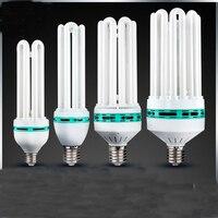 E27 4U 6U 8U 65 W 150 W 200 W 350 W Светодиодная энергосберегающая лампа высокой мощности лампы Главная Белый свет в помещении лампа-ночник CFL люминесцент...