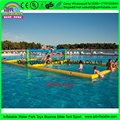 10*5*1.5m inflatable soap football field, inflatable football court, beach toys for adults