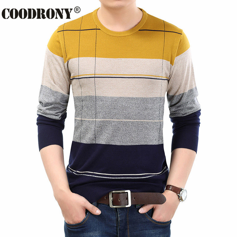 Free Shipping Autumn Winter New Cashmere Wool font b Sweater b font font b Men b