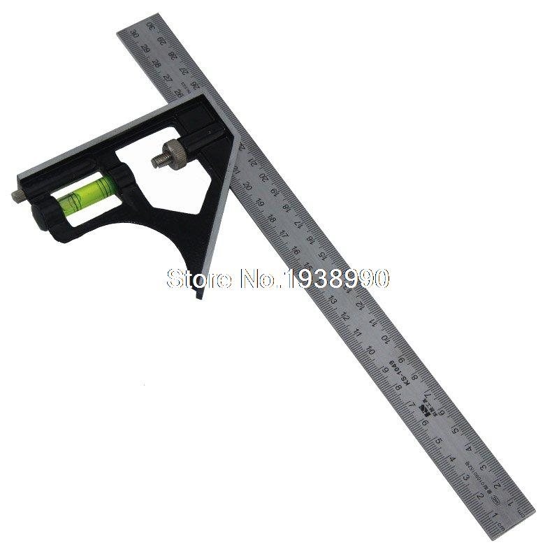 305mm Combination Square Scriber Level Measuring Tool икона янтарная богородица скоропослушница кян 2 305