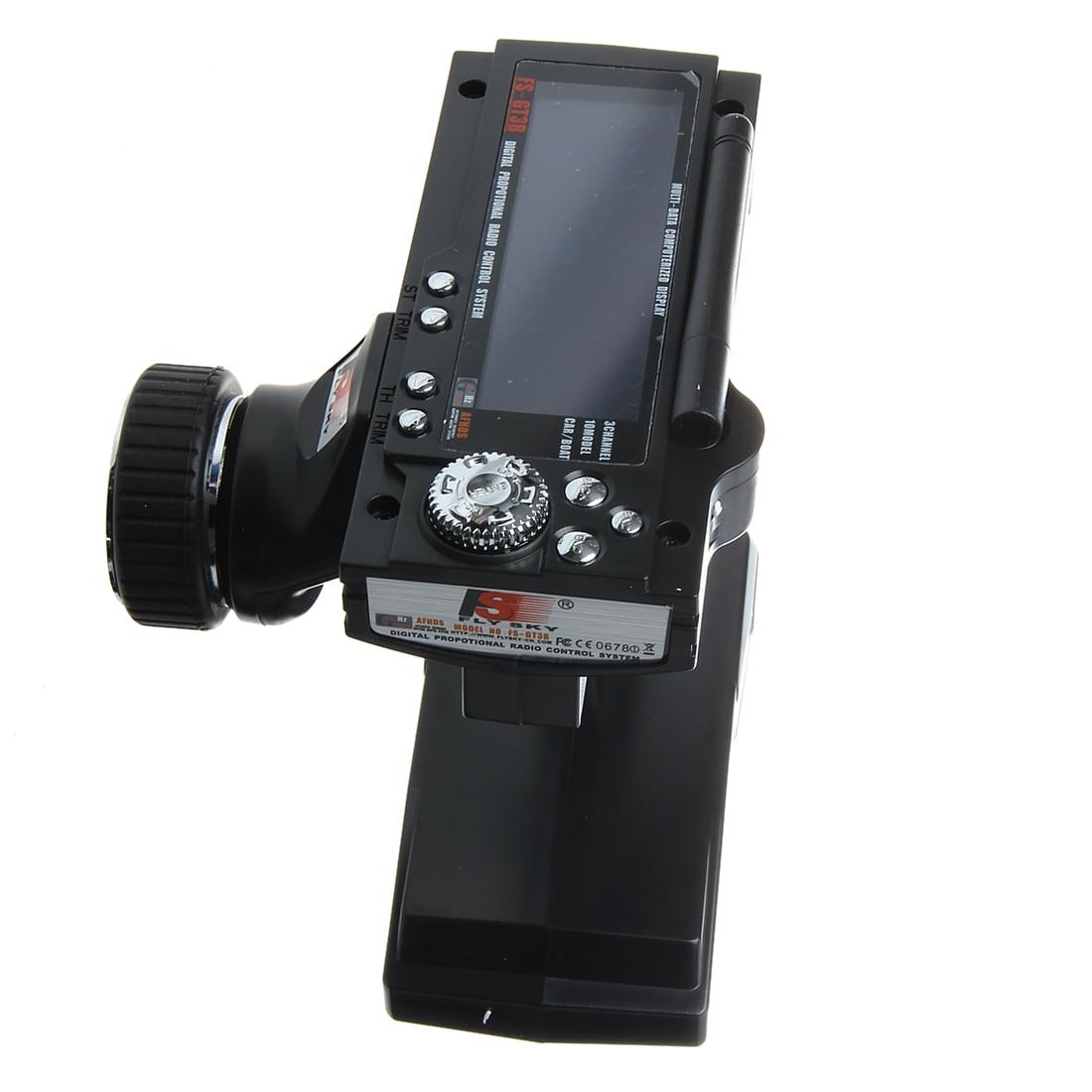 Flysky GT3B FS 3 2 4GHz RADIO SENDER AUTO BOAT remote control