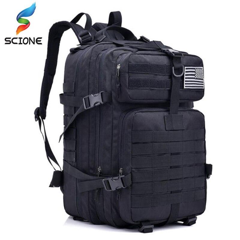 34L militaire tactique assaut Pack sacs à dos armée Molle étanche Bug Out sac petit sac à dos pour la randonnée en plein air Camping chasse