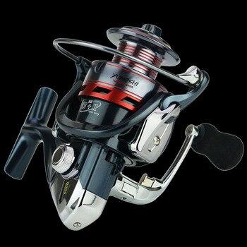 WALK FISH 13+1BB Spinning Fishing Reel Metal XS1000-7000 Series Spinning Reel Fishing Tackle 1