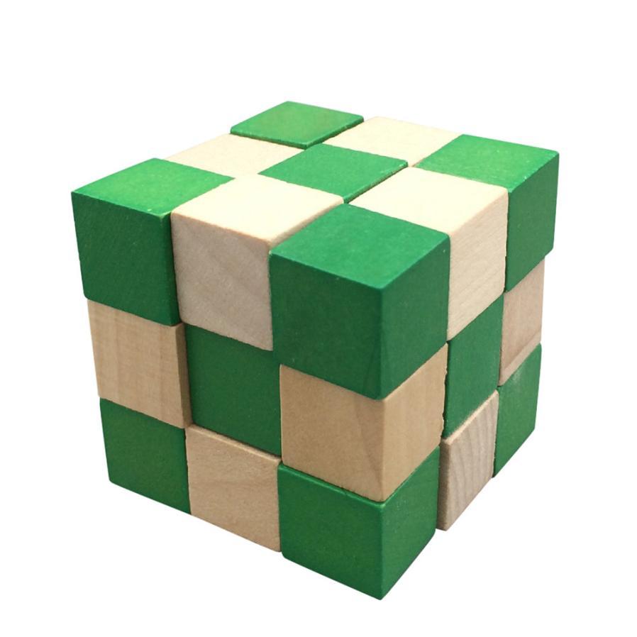 Mainan Sihir Klasik Puzzle Cube Pembelajaran Pendidikan Puzzle Magico Toys j6262