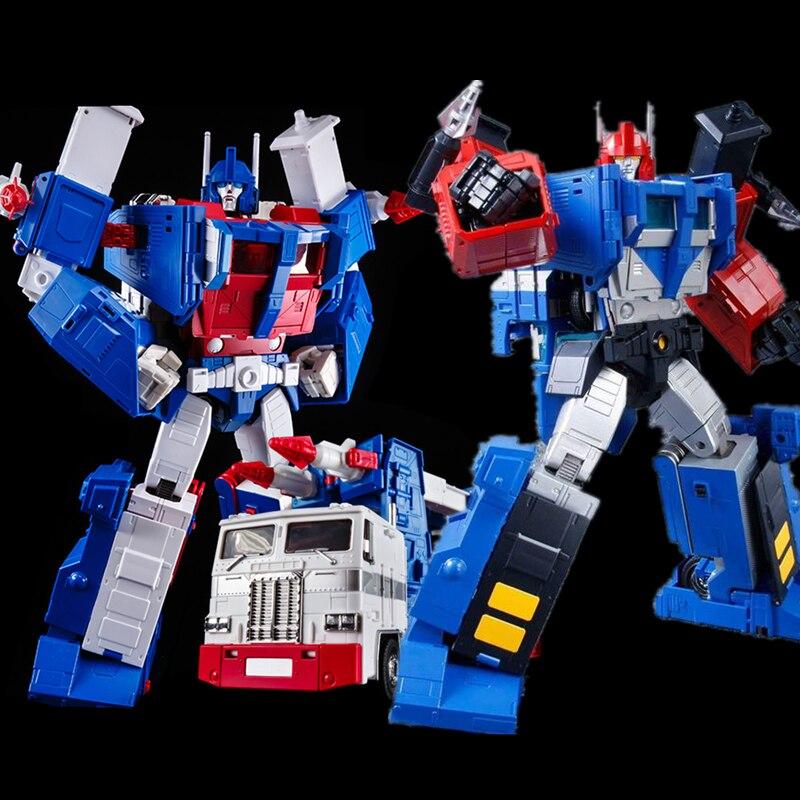 Lensple Transformation KOmp mp31 mp22 THF-04 Robot Delta Magnus Ultra Magnus Figurine jouets