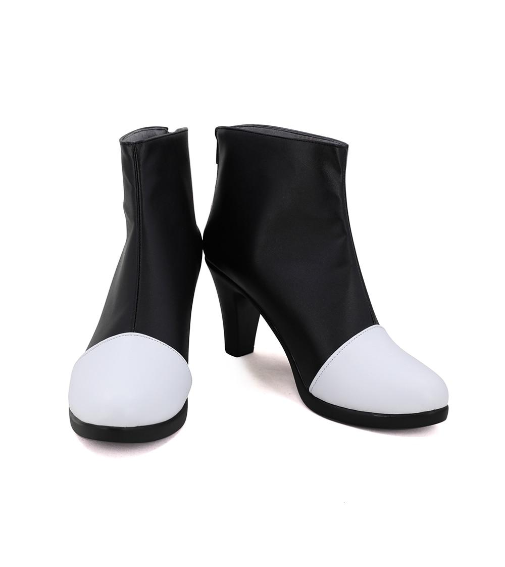 Fate Grand Order FGO Emiya Shirou Cosplay Boots High Heel Shoes Costume Made (2)