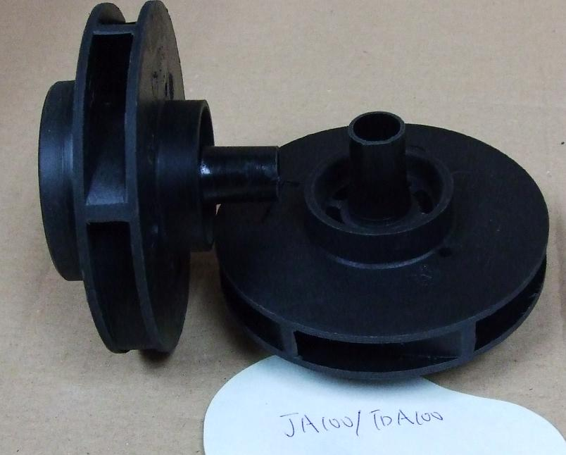 LX JA100 Pump Impellor Spa Pump Impeller for chinese whirlpool spa tub impellor replacementLX JA100 Pump Impellor Spa Pump Impeller for chinese whirlpool spa tub impellor replacement