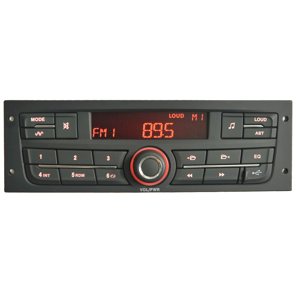 car audio player mp3 stereo auto radio 1 din for peugeot. Black Bedroom Furniture Sets. Home Design Ideas