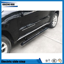 Hot sale Flexible aluminium alloy side step running board Electric pedal for Grand Cherokee 2014 - 2017
