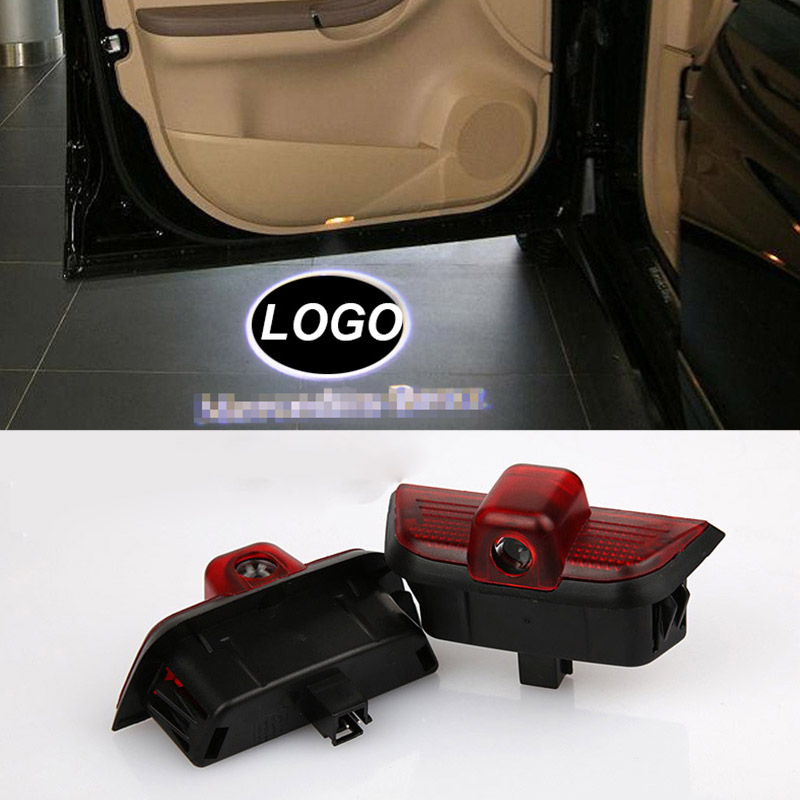 Ownsun Interior LED Courtesy Door Welcome Courtesy Puddle Projector Lamp For BENZ C CLASS C200