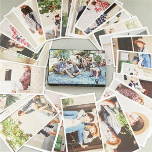 pcmos KPOP 30pcs Set Package Photo Poster LOMO CARD Fans