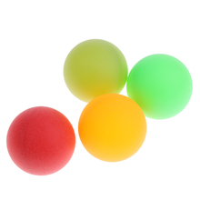 100 Pieces Assorted Color Plastic Cat Balls 40mm Table Tennis Ball
