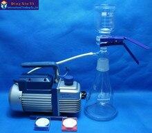1000 мл мембранный фильтр + Вакуумный насос + фильтрации мембраны, ультра низкой стоимости вакуумной фильтрации аппарат