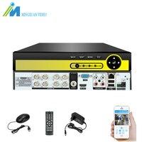 MX CCTV DVR 8CH 1080P H 264 AHD DVR NVR Digital Video Recorder P2P For CCTV