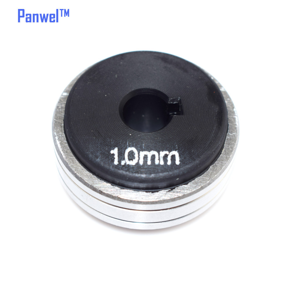 MIG Welder Wire Feeding Wheel Dual Size 0.8mm 1.0mm Roller Welding ...