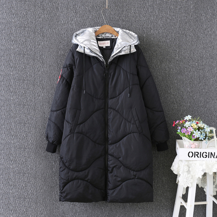 2019  New Winter Women's Jacket coat Simple Women Parkas Warm Winter Women's Coat High-quality Biological-Down Parkas