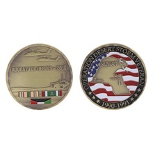 Commemorative Coin Kuwait Map Collection Arts Gifts BTC Bitcoin Alloy Souvenir Non Currency Coin(China)