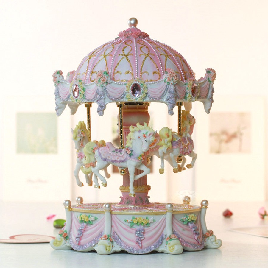 Carousel Music Box (2)