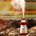 USB 150 мл мини портативный увлажнитель воздуха в форме маяка увлажнитель с ночником 5 цветов доступны для студентов подарок детям