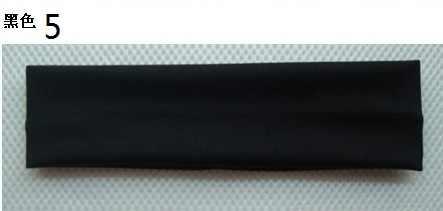 送料無料の多種多様なプレーンヘアバンドヘッドバンド弾性ヘッドバンドスポーツヨガタオルa256カラーオプション