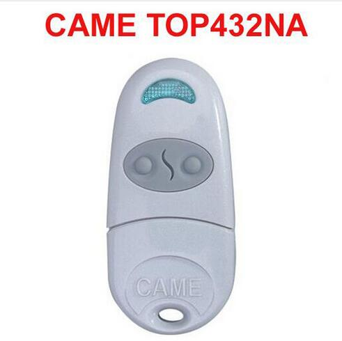 50pcs FOR CAME TOP 432NA Cloning garage door Remote Control 433MHz duplicator free shipping