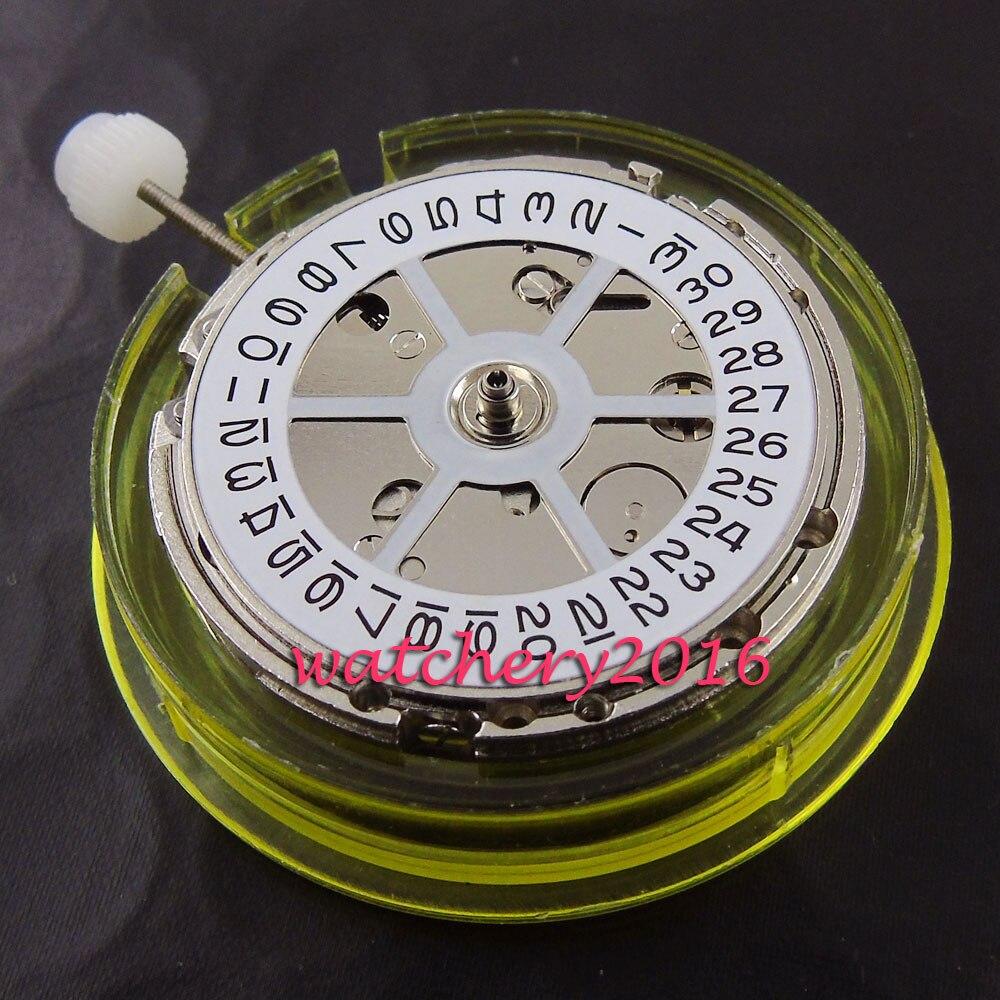 Mingzhu 2813 automático mecânica data mens movimento do relógio clássico do vintage