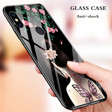ФОТО gkk case for xiaomi redmi note 5 pro global phone case back glass soft tpu silicone full protection  redmi note5 cover funda