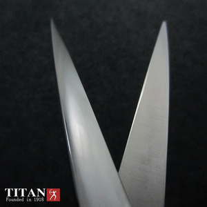 Image 3 - Titan 7.5inch scissors pet grooming scissors 440c steel hand made sharp professional scissors tool free shipping