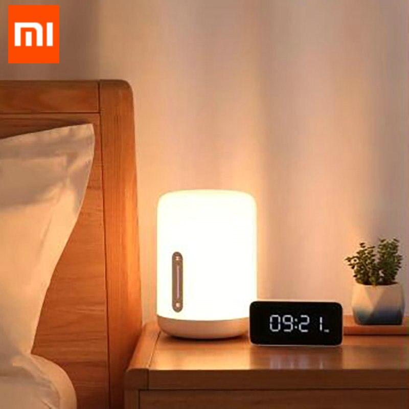 Original xiaomi Yeelight mijia meter bedside lamp multiple voice control touch switch smart APP color adjustment