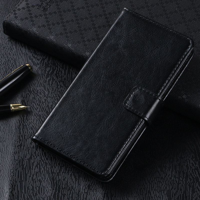 PU leather For Asus Zenfone 3 ZE552KL Zenfone 3 laser ZC551KL Selfie ZD551KL flip high end leather wallet protective phone in Flip Cases from Cellphones Telecommunications