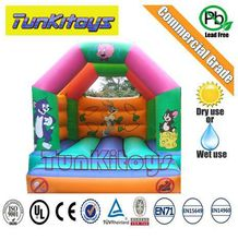 kids inflatable bouncy castle,bouncer,inflatable bouncy castle pvc quality