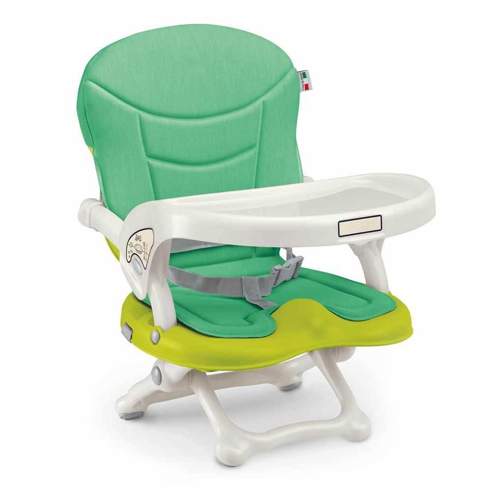 I-baby chaise d'alimentation Portable Smarty Deluxe confort pliant bébé rehausseur siège infantile ceinture de sécurité harnais chaise haute