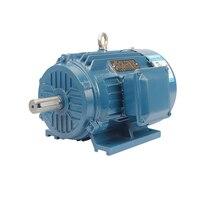 Three phase asynchronous motor 380v single phase motor 220v small two phase 7.5kw1.5 kW electric motor
