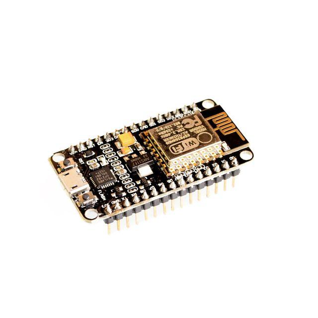 100 teile/los NodeMcu Lua WIFI entwicklung board basierend auf die ESP8266 CP2102 Internet der dinge