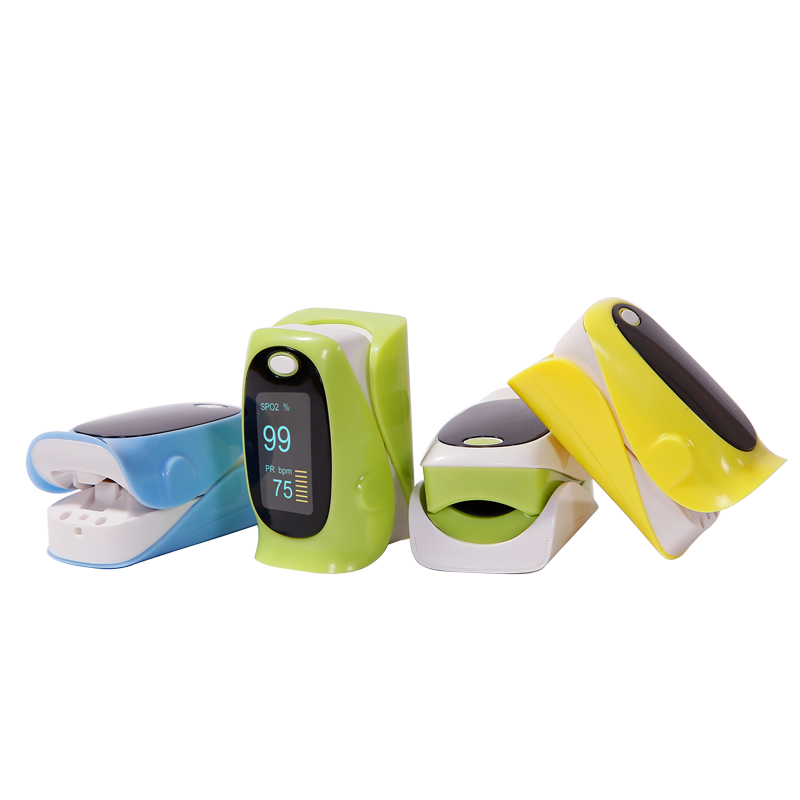 GPYOJA Home Care Fingertip Pulse Oximeter Tensiometros Digital Pulse Oximeters With CE FDA Approved Free Shipping