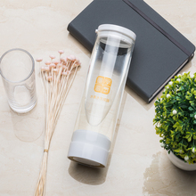 цена на IHOOOH Maker 500ML Rechargeable Portable Water Ionizer Bottle Super Antioxidan Hydrogen-Rich Generator Water Cup