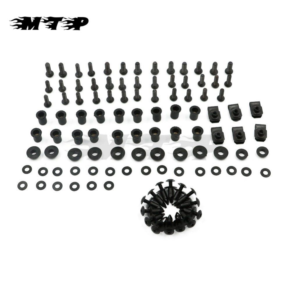 Motorcycle Complete Fairing Bolts For Honda CBR900RR