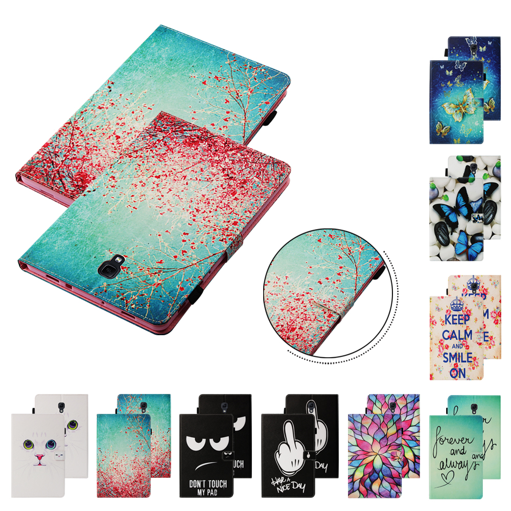 Case For Samsung Galaxy Tab A A2 2018 10.5 inch T590 T595 T597 SM-T590 Cover Funda Tablet Fashion Painted Stand Shell Case For Samsung Galaxy Tab A A2 2018 10.5 inch T590 T595 T597 SM-T590 Cover Funda Tablet Fashion Painted Stand Shell