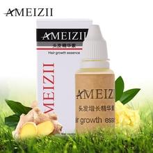 AMEIZII 20ml hårförlust flytande hår tillväxt essens tät hår snabb sunburst hår tillväxt produkt restaurering pilatory