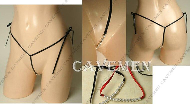 Pearl massage series Limit frenum * 2118 *Ladies Thongs G string Underwear Panties Briefs T back Swimsuit Bikini Free Shipping