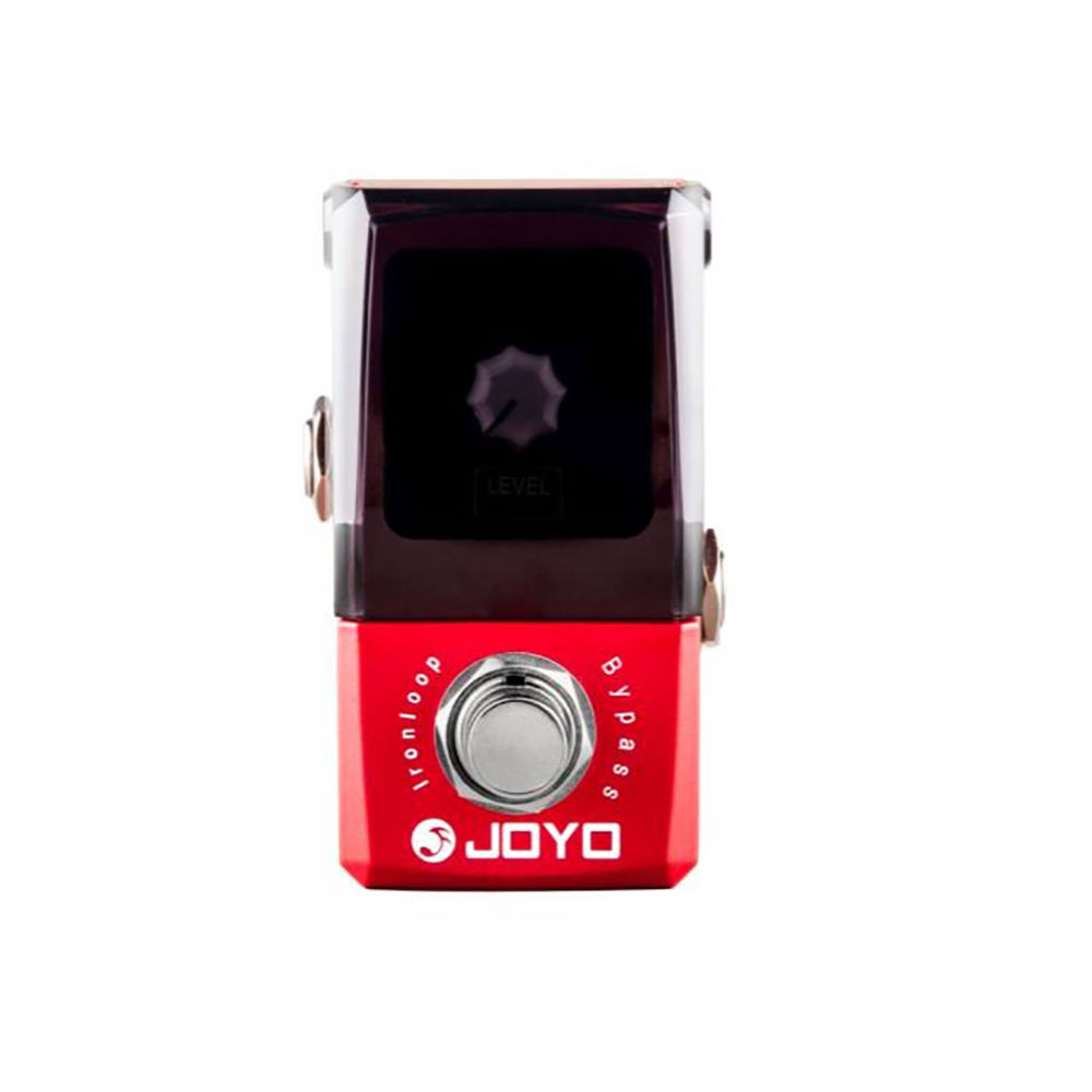 JOYO JF-329 Ironloop Loop Recording Guitar Effect Pedal Looper 20min Recording Time Overdub Undo Redo Functions True Bypass mooer ensemble queen bass chorus effect pedal mini guitar effects true bypass with free connector and footswitch topper
