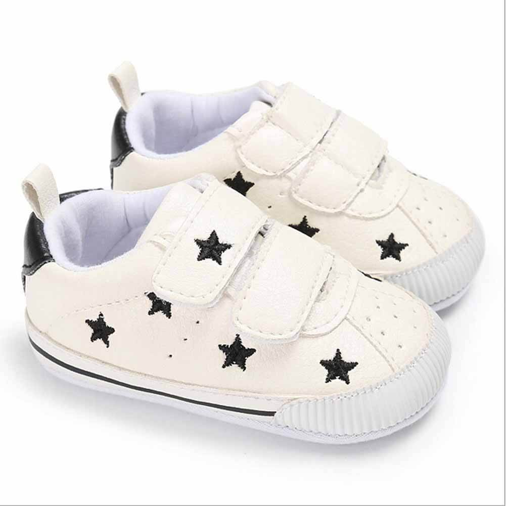 Pudcoco Toddler Kid Boys Girls Child Shoe Baby Casual Shoes 6 Color Size 0-18 Months Helen115