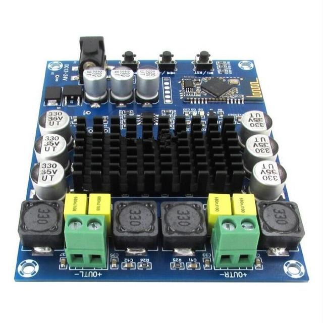 Cheap TPA3116D2 120W+120W Wireless Bluetooth 4.0 Audio Receiver Digital Amplifier Board