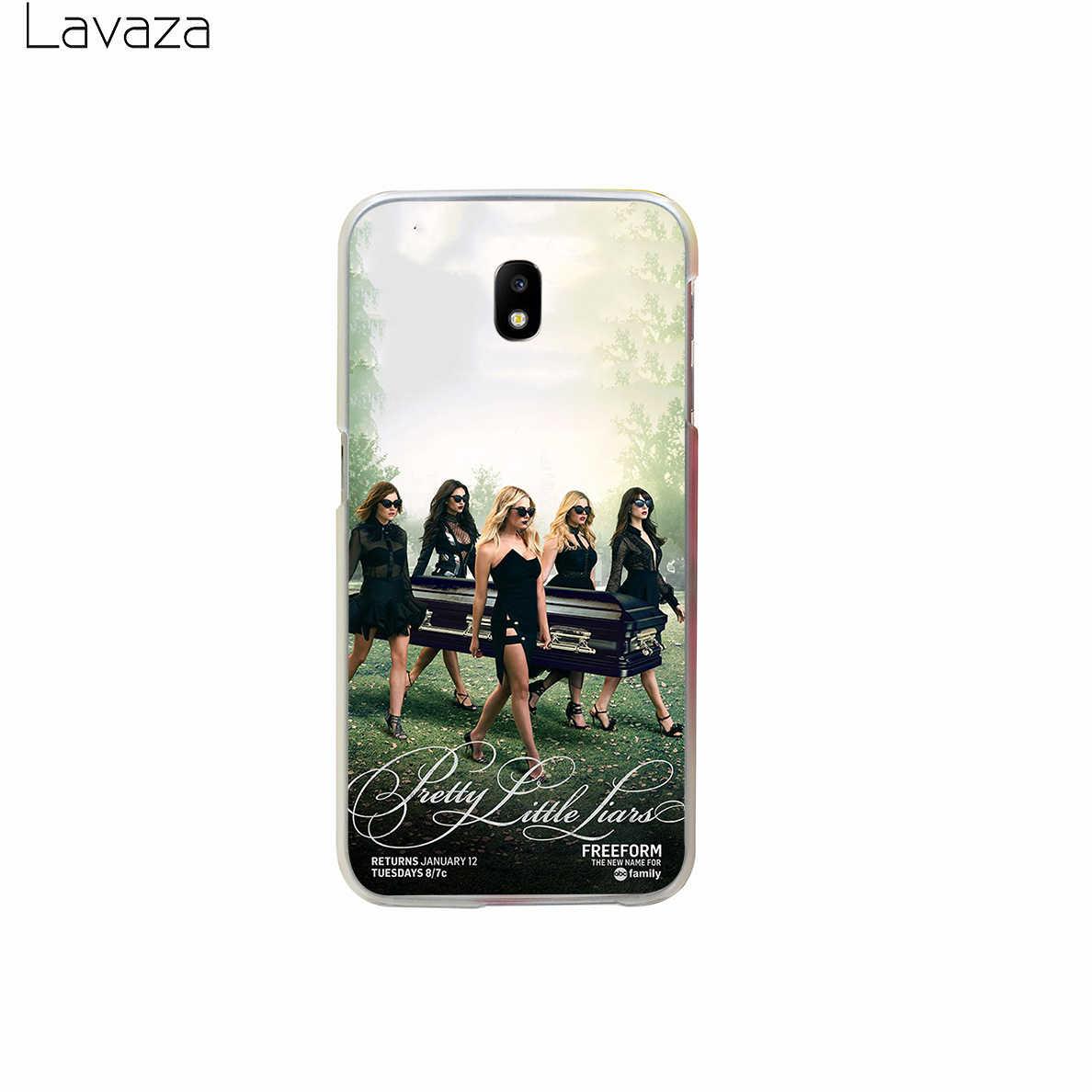 Lavaza надписью Pretty Little Liars и жесткий чехол для телефона для samsung Galaxy J8 J7 Duo J4 J5 J6 плюс 2018 2017 2016 J2 J3 Prime 2015 Крышка