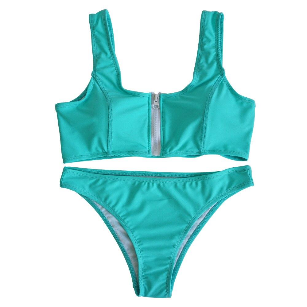 bandagem dois conjuntos de biquini pecas beachwear 05
