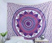 Hippie Mandala Tapestry Wall Hanging Mandala Tapestries Boho Tapestries
