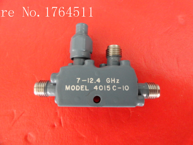 [BELLA] Narda 4015C-10 7-12.4GHz 10dB SMA Supply Coupler